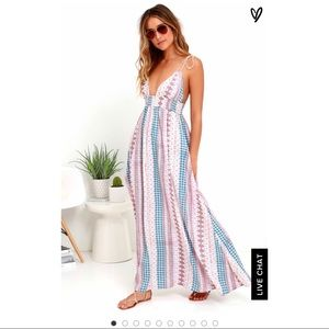 Lulus • maxi dress